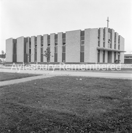 Guardian Angels Catholic Church, Aug 4 1967