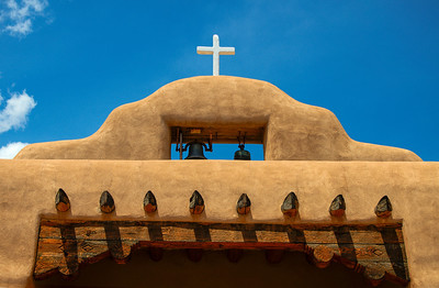 St. Thomas Church, Abiquiu, New Mexico