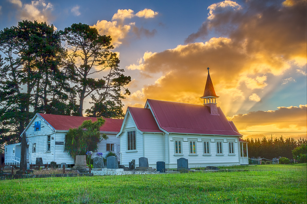 St. Pauls Anglican Church, Auckland, New Zealand