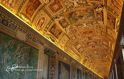 Vatican Corridor.