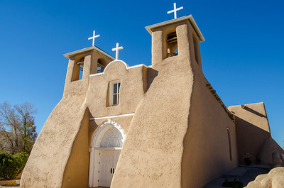 San Francisco de Assisi Mission Church, New Mexico