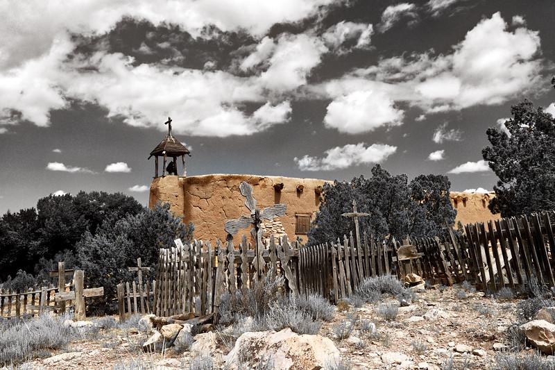 La Morada de la Conquistadora at El Rancho de las Golondrinas