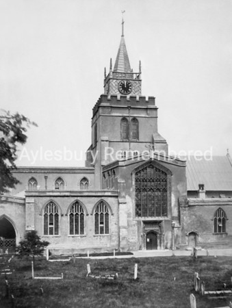 St Mary's Church, 1860s