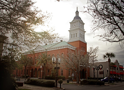 Nassau County Historic Courthouse Amelia Island, FL
