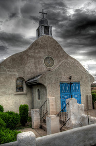 San Ysidro Catholic Church, New Mexico