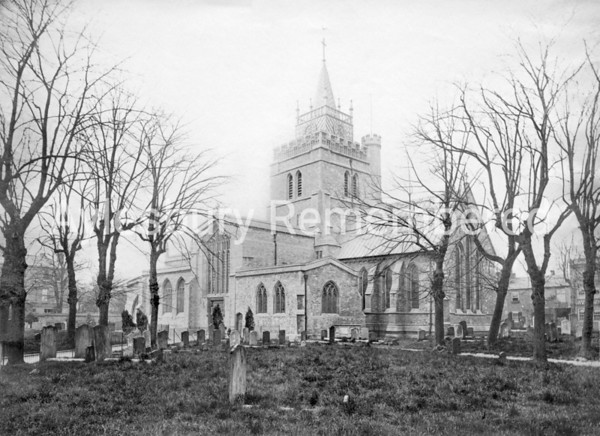 St Mary's Church, 1882