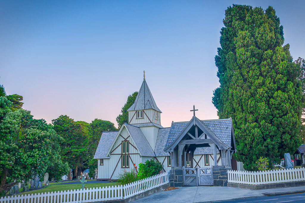 All Saints Anglican Church, Howick, New Zealand