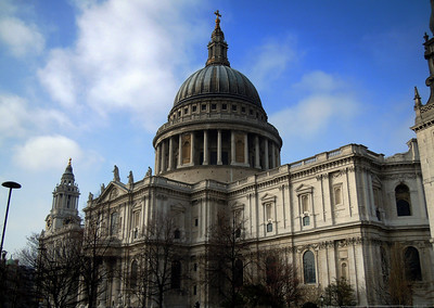 St Pauls Cathederal, London, England