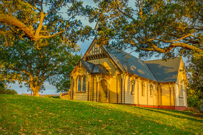 Howick Presbyterian Church, Auckland, New Zealand