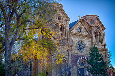 Cathedral Basilica of St. Francis of Assisi, Santa Fe, New Mexico
