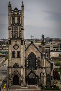 St. John's Episcopal Church Detroit