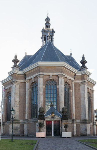 The Nieuwe Kerk  - Spui.