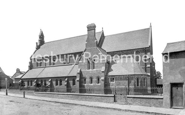 St John's Church, Cambridge Street, c1900