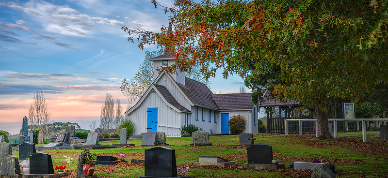 All Souls Anglican Church, Clevedon, New Zealand