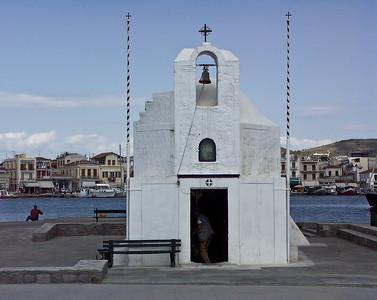 aegina-harbor-church