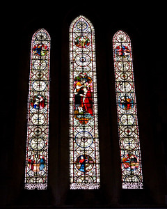 St Mary the Virgin, Potterne, England Stained Glass Windows