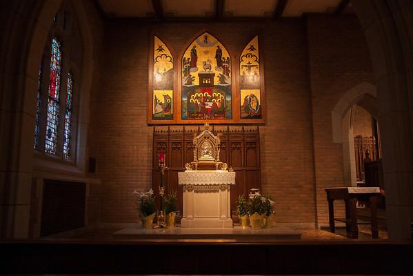 Sacred Heart Major Seminary Detroit