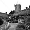 pretty medieval village godshill b