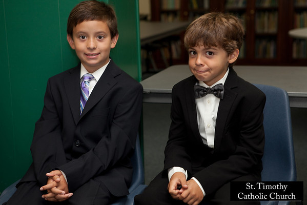 05.20.12  St. Timothy's First Communion