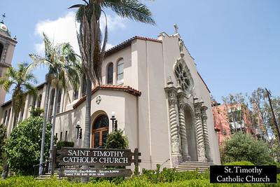 St. Timothy.  HireVP.com