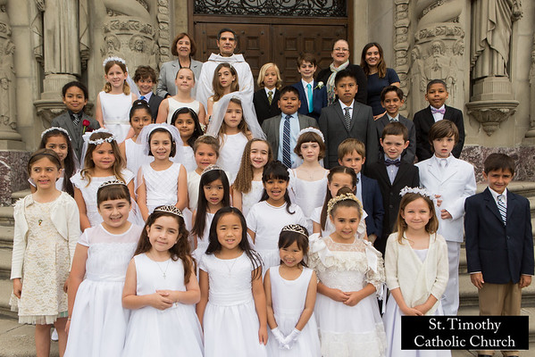 2016 St. Timothy's Communion