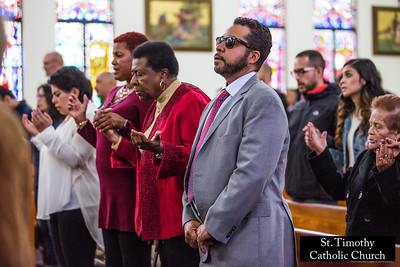 May 7, 2017 St Timothy's Confirmation.  www.sttimothyla.org.  Photo by www.HireVP.com