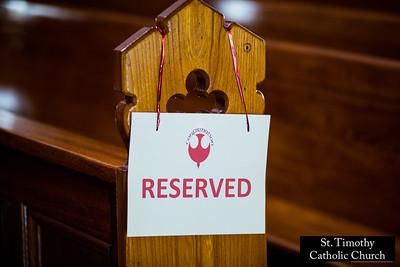 Saint Timothy Catholic Church.  Confirmation 2018.  sttimothyla.org.  Photo by VenicePaparazzi.com