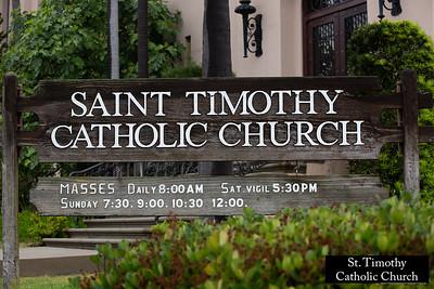 Saint Timothy Catholic Church. 2019 Holy Communion. www.sttimothyla.org.  Photo by VenicePaparazzi.com