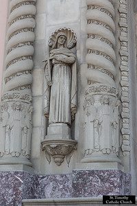 25th Anniversary of Priestly Ordination. Father Paul E. Vigil.  St. Timothy Church. Los Angeles, Ca. www.sttimothyla.org. Photo by www.HireVP.com