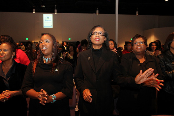 When Women Worship Gospel Concert - 11-27-2010