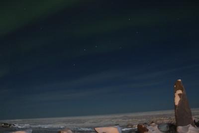 Aurora Borealis & Big Dipper