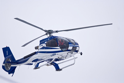 The Chase Helicopter