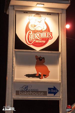 Churchill's | Friday 10-17-14