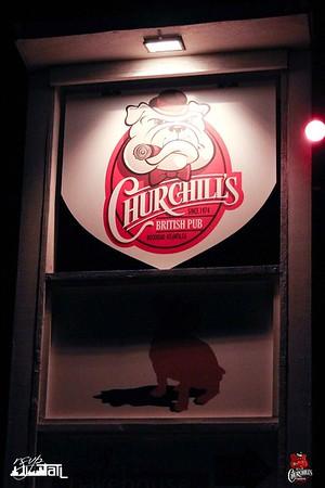 Churchills | Friday 8-22-14