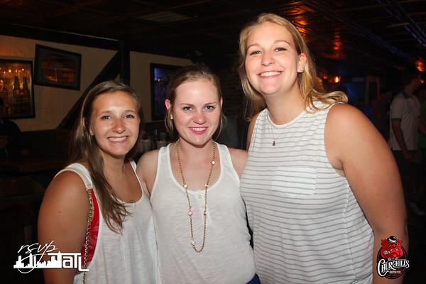 Churchill's - Saturday 7-4-2015