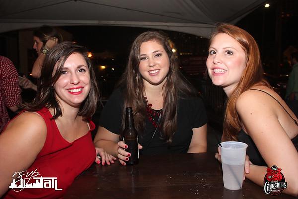 Churchill's | Saturday 8-30-2014
