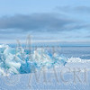 panorama Hudson Bay floe edge