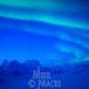 Aurora borealis over sea ice #2