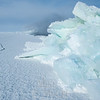 pressure ice at Hudson Bay floe edge 4