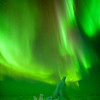 aurora borealis at Hudson Bay floe edge 9