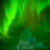 aurora borealis at Hudson Bay floe edge 12