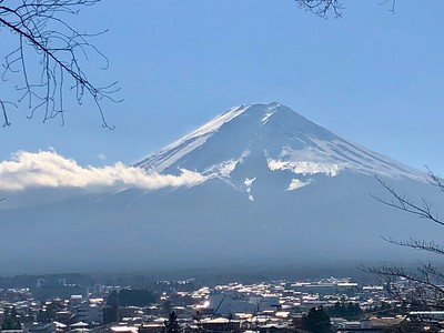 Mt. Fuji First Time