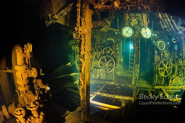 Personal fav engine room