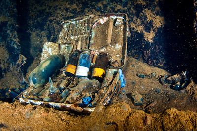 Medical Kit on the Heian Maru