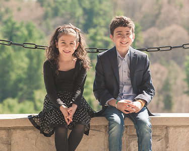 Cianfarani Family Photo Session