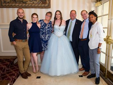 Ciara's Sweet 16 Party, Formal Photos, June 29, 2018
