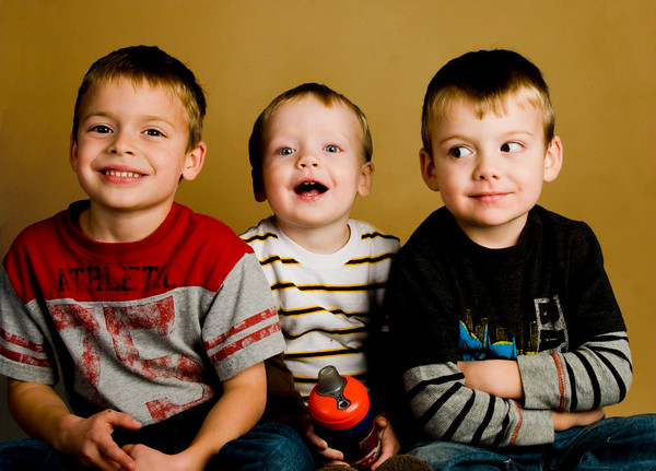 Three Iowa Boys