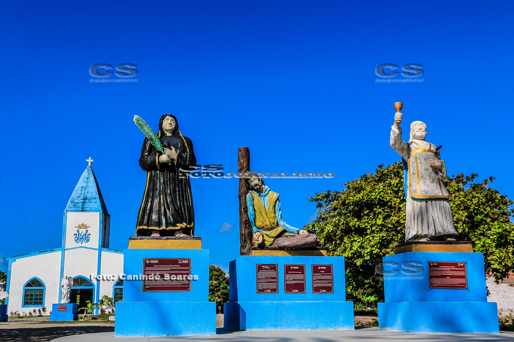 Santuário dos Mártires de Cunhaú.