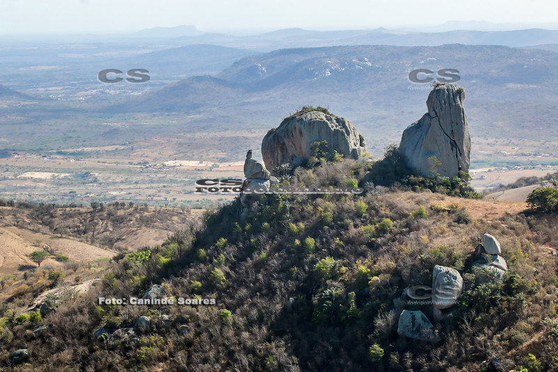 Monte das Gameleiras, RN