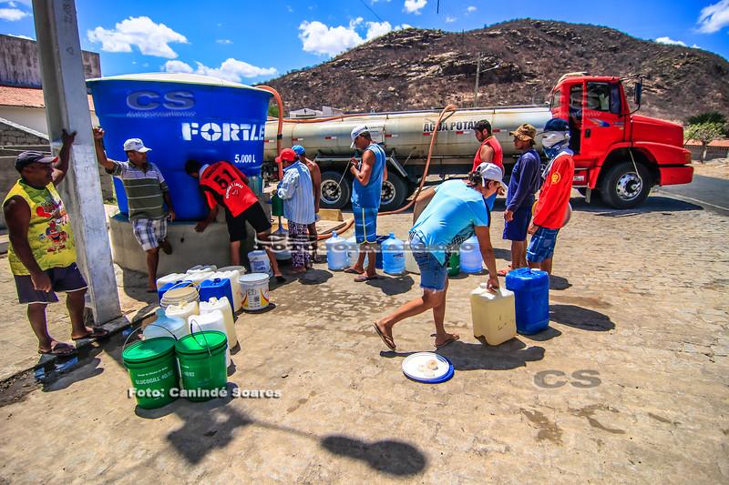Distribuição de água